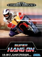 Jeu Video - Super Hang-On