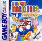 Jeu Video - Super Mario Bros. Deluxe