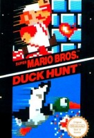 Jeu video -Super Mario Bros / Duck Hunt