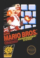 Jeu Video - Super Mario Bros.