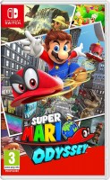 Jeu Video - Super Mario Odyssey