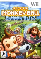 Jeu Video - Super Monkey Ball - Banana Blitz
