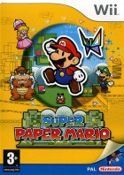Jeu Video - Super Paper Mario