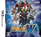 Jeu Video - Super Robot Taisen W