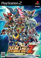 Jeu Video - Super Robot Taisen Z