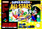 Jeu Video - Super Mario All Stars and Super Mario World