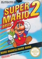 Jeu Video - Super Mario Bros 2