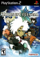 jeux video - Tales of Legendia
