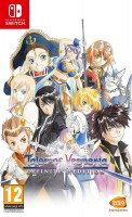 Mangas - Tales of Vesperia Definitive Edition