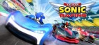 Mangas - Team Sonic Racing