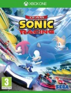 Jeu Video - Team Sonic Racing