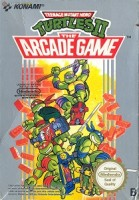 Jeu video -Teenage Mutant Ninja Turtles II - The Arcade Game