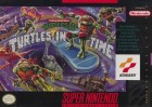 Jeu video -Teenage Mutant Ninja Turtles IV - Turtles in Time