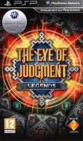 jeux video - The Eye of Judgment - Legends