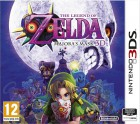 Jeu video -The Legend of Zelda - Majora's Mask 3D