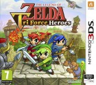 Jeu Video - The Legend of Zelda: Tri Force Heroes