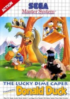 Jeu Video - The Lucky Dime Caper starring Donald Duck