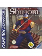 Jeu Video - The Revenge of Shinobi (GBA)