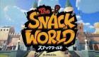 jeux video - The Snack World