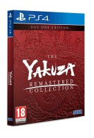 jeu video - The Yakuza Remastered Collection - Edition Day One