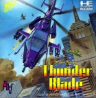 Jeu Video - Thunder Blade