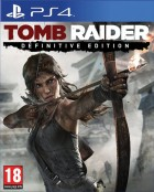 jeux video - Tomb Raider - Definitive Edition