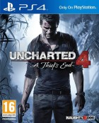 jeux video - Uncharted 4 : A Thief's End