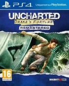 Jeu Video - Uncharted : Drake's Fortune Remastered