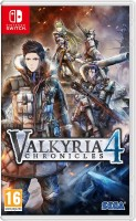jeu video - Valkyria Chronicles 4