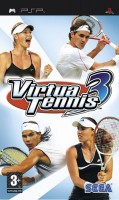 Jeu Video - Virtua Tennis 3