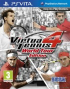 Jeu Video - Virtua Tennis 4 - World Tour Edition