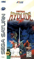 Jeu Video - Virtual Hydlide