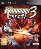 Jeu Video - Warriors Orochi 3
