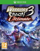 Jeu Video - Warriors Orochi 3 Ultimate
