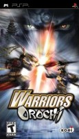 Jeu Video - Warriors Orochi