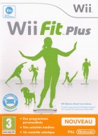 Jeu Video - Wii Fit Plus