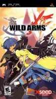 Jeu video -Wild Arms XF