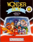 Jeu Video - Wonder Boy