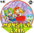 Jeu Video - Wonder Boy III - Monster Lair