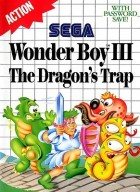Jeu Video - Wonder Boy III - The Dragon's Trap