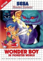 Jeu Video - Wonder Boy in Monster World