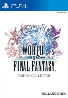 Jeu video -World of Final Fantasy - Edition Collector