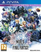 Mangas - World of Final Fantasy