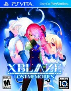 Jeu Video - Xblaze : Lost Memories