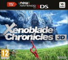 Jeu Video - Xenoblade Chronicles 3D
