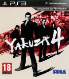 Jeu Video - Yakuza 4