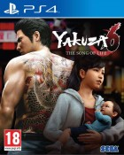 jeux video - Yakuza 6: The Song of Life