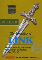 Jeu video -The Legend of Zelda II - The Adventure of Link