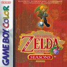 Jeu video -The Legend of Zelda - Oracle of Seasons