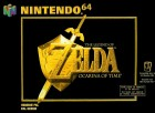 Jeu video -The Legend of Zelda - Ocarina of Time